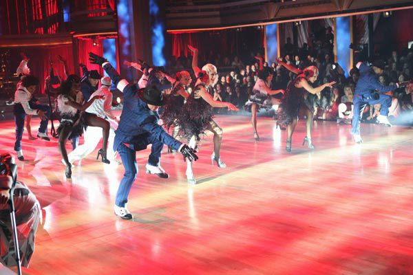 The week's 'Macy's Stars of Dance' performance...