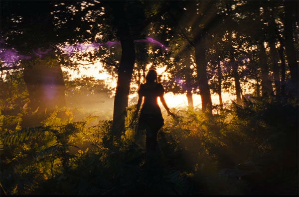 Kristen Stewart appears in a still from 'Snow White and the Huntsman,' which is slated for release on June 1, 2012.