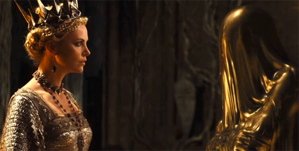 "<div class=""meta ""><span class=""caption-text "">Charlize Theron appears in a still from 'Snow White and the Huntsman,' which is slated for release on June 1, 2012.  (FilmEngine / Universal Pictures)</span></div>"