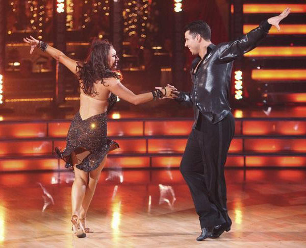 "<div class=""meta ""><span class=""caption-text "">'Keeping Up With The Kardashians' star Rob Kardashian and his partner Cheryl Burke received 28 out of  30 from the judges for their Paso Doble and 27 out of 30 for their Argentine Tango and 10 bonus points for their Cha Cha relay for a total of 65 points on the November 14 episode of 'Dancing With The Stars.' (ABC Photo/ ABC)</span></div>"