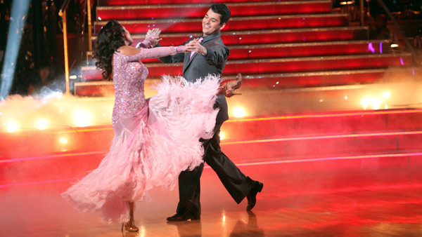 'Keeping Up With The Kardashians' star Rob Kardashian and his partner Cheryl Burke received 27 out of 30 from the judges for their Waltz and 30 out of 30 for their Freestyle dance for a total of 57 points out of 60 on the November 21 episode of 'DWTS.'