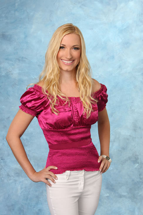 Lyndsie J., an internet entrepreneur from Scottsdale, AZ appears in a promotional photo for the sixteenth edition of &#39;The Bachelor,&#39; which stars Ben Flajnik and premieres on Monday, January 2 &#40;8:00-10:00 p.m., ET&#41;, on the ABC Television Network.  <span class=meta>(ABC Photo&#47; Craig Sjodin)</span>