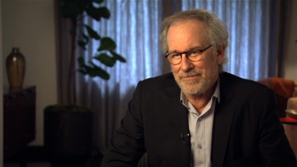 "<div class=""meta image-caption""><div class=""origin-logo origin-image ""><span></span></div><span class=""caption-text"">Steven Spielberg and wife, actress Kate Capshaw, were invited to the White House Correspondents' Dinner by TIME magazine according to Politico.  (Pictured: Spielberg talks about 'War Horse' in a 2011 interview provided by DreamWorks Pictures.)   (DreamWorks Pictures)</span></div>"