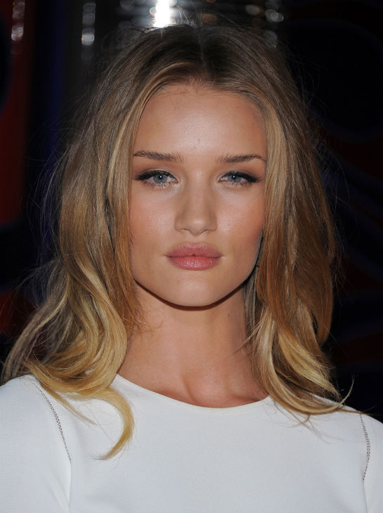 Actress Rosie Huntington-Whiteley arrives at the 2011 Maxim Hot 100 Party with New Era, Miller Lite, 2&#40;x&#41;ist and Silver Jeans Co. held at Eden on May 11, 2011 in Hollywood, California. <span class=meta>(Angela Weiss &#47; Getty Images &#47; Royalty-free)</span>