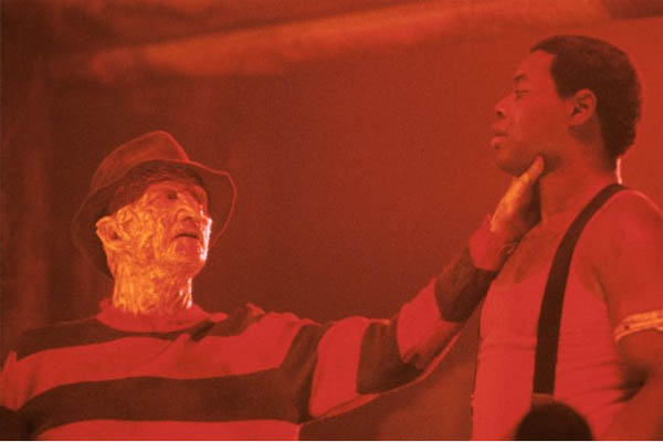 "<div class=""meta image-caption""><div class=""origin-logo origin-image ""><span></span></div><span class=""caption-text"">'A Nightmare on Elm Street 3: Dream Warriors' (1987) After the critically-drubbed Part 2, Freddy Krueger (Robert Englund) moved firmly into the mainstream in the third installment, cracking macabre one-liners and disposing of this teenage victims in increasingly bizarre ways. Frank Darabont ('The Shawshank Redemption,' 'The Walking Dead') penned the script, and an impressive cast included Patricia Arquette, Laurence Fishburne and yes, Zsa Zsa Gabor.  Vote for your favorite horror sequel! (Photo: Robert Englund and Yaphet Kotto appear in a scene from the 1987 film, 'A Nightmare on Elm Street 3: Dream Warriors.') (New Line Cinema)</span></div>"