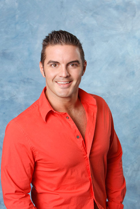 "<div class=""meta image-caption""><div class=""origin-logo origin-image ""><span></span></div><span class=""caption-text"">Frank appears in a promotional photo for the seventh edition of 'The Bachelorette,' which premieres on Monday, May 23 (9:00-11:00 p.m., ET), on the ABC Television Network.  (ABC Photo/ Craig Sjodin)</span></div>"