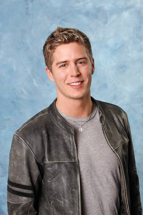 Chris M. appears in a promotional photo for the seventh edition of 'The Bachelorette,' which premieres on Monday, May 23 (9:00-11:00 p.m., ET), on the ABC Television Network.