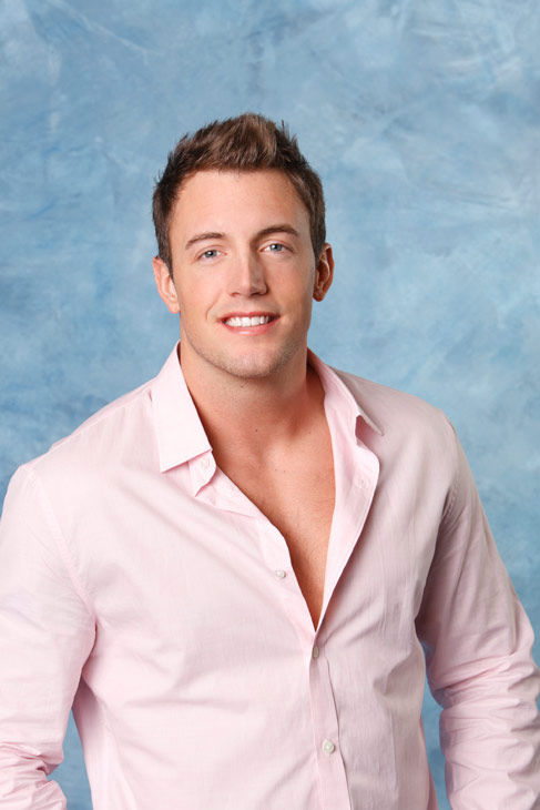 "<div class=""meta ""><span class=""caption-text "">Jon appears in a promotional photo for the seventh edition of 'The Bachelorette,' which premieres on Monday, May 23 (9:00-11:00 p.m., ET), on the ABC Television Network.  (ABC Photo/ Craig Sjodin)</span></div>"