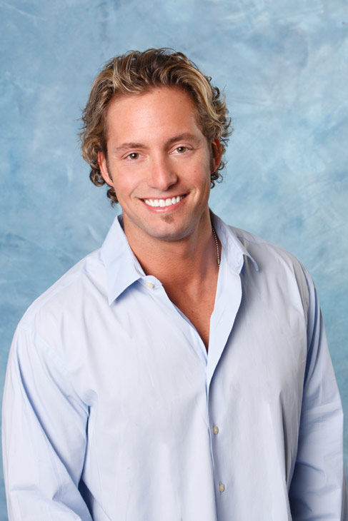 "<div class=""meta ""><span class=""caption-text "">Nick appears in a promotional photo for the seventh edition of 'The Bachelorette,' which premieres on Monday, May 23 (9:00-11:00 p.m., ET), on the ABC Television Network.  (ABC Photo/ Craig Sjodin)</span></div>"