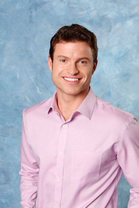 Ben C. appears in a promotional photo for the seventh edition of 'The Bachelorette,' which premieres on Monday, May 23 (9:00-11:00 p.m., ET), on the ABC Television Network.