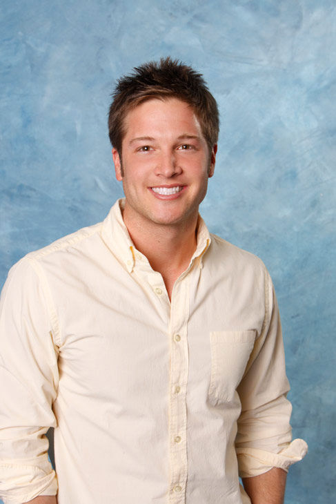 Ryan M. appears in a promotional photo for the seventh edition of &#39;The Bachelorette,&#39; which premieres on Monday, May 23 &#40;9:00-11:00 p.m., ET&#41;, on the ABC Television Network.  <span class=meta>(ABC Photo&#47; Craig Sjodin)</span>