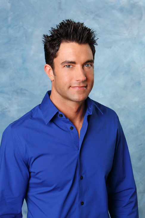 "<div class=""meta ""><span class=""caption-text "">Mickey appears in a promotional photo for the seventh edition of 'The Bachelorette,' which premieres on Monday, May 23 (9:00-11:00 p.m., ET), on the ABC Television Network.  (ABC Photo/ Craig Sjodin)</span></div>"