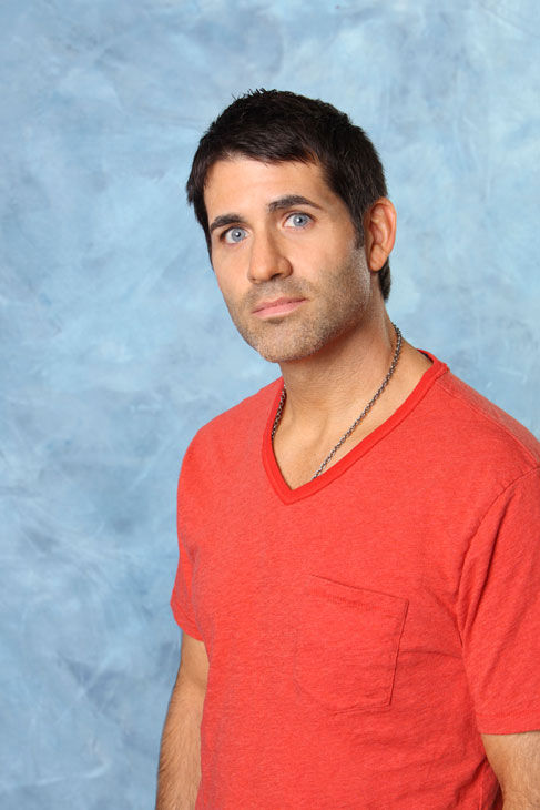 "<div class=""meta ""><span class=""caption-text "">Jeff appears in a promotional photo for the seventh edition of 'The Bachelorette,' which premieres on Monday, May 23 (9:00-11:00 p.m., ET), on the ABC Television Network.  (ABC Photo/ Craig Sjodin)</span></div>"