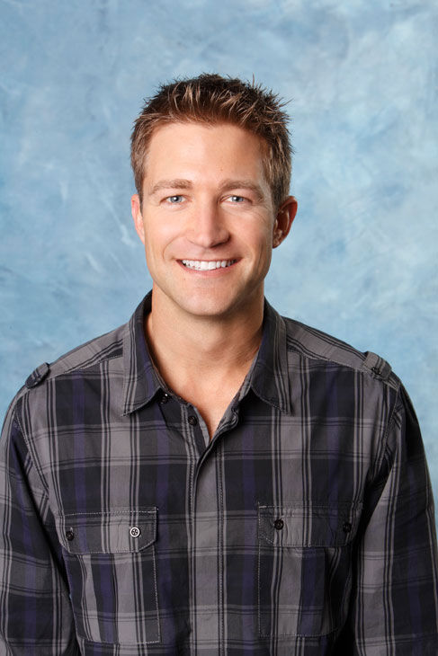 "<div class=""meta ""><span class=""caption-text "">Ryan P. appears in a promotional photo for the seventh edition of 'The Bachelorette,' which premieres on Monday, May 23 (9:00-11:00 p.m., ET), on the ABC Television Network.  (ABC Photo/ Craig Sjodin)</span></div>"