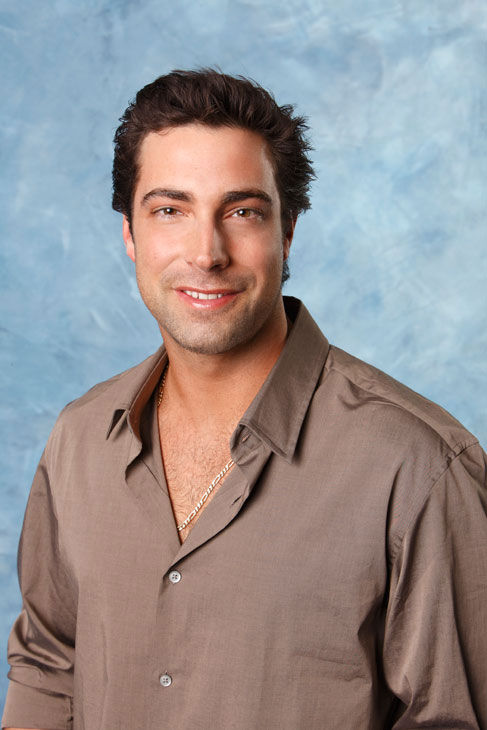 "<div class=""meta ""><span class=""caption-text "">Anthony appears in a promotional photo for the seventh edition of 'The Bachelorette,' which premieres on Monday, May 23 (9:00-11:00 p.m., ET), on the ABC Television Network.  (ABC Photo/ Craig Sjodin)</span></div>"