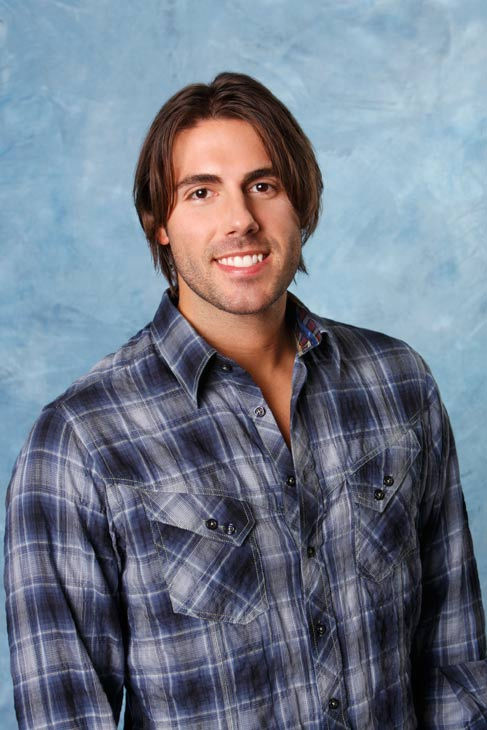 "<div class=""meta ""><span class=""caption-text "">Stephen appears in a promotional photo for the seventh edition of 'The Bachelorette,' which premieres on Monday, May 23 (9:00-11:00 p.m., ET), on the ABC Television Network.  (ABC Photo/ Craig Sjodin)</span></div>"