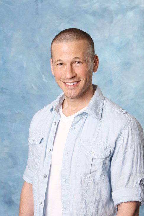 J.P. appears in a promotional photo for the seventh edition of 'The Bachelorette,' which premieres on Monday, May 23 (9:00-11:00 p.m., ET), on the ABC Television Network.