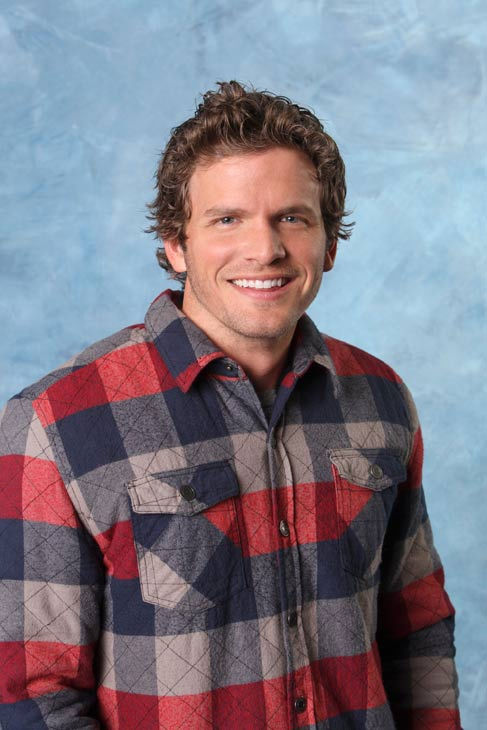 "<div class=""meta ""><span class=""caption-text "">Bentley appears in a promotional photo for the seventh edition of 'The Bachelorette,' which premieres on Monday, May 23 (9:00-11:00 p.m., ET), on the ABC Television Network.  (ABC Photo/ Craig Sjodin)</span></div>"