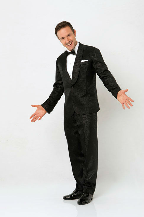 Actor David Arquette joins dance professional Ky