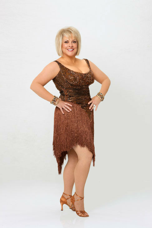 "<div class=""meta image-caption""><div class=""origin-logo origin-image ""><span></span></div><span class=""caption-text"">Television host Nancy Grace joins dance professional Tristan Macmanus on season 13 of 'Dancing With The Stars,' which premieres on September 18 at 8 p.m. (ABC Photo/ Craig Sjodin)</span></div>"
