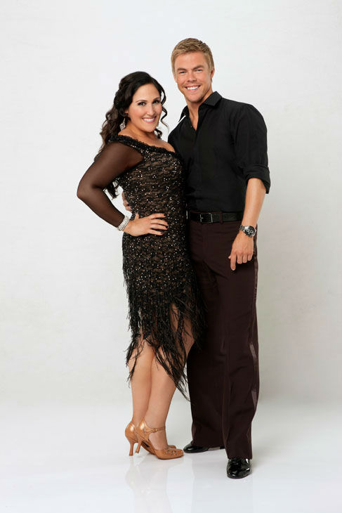 "<div class=""meta ""><span class=""caption-text "">Talk show host and actress Ricki Lake joins dance professional Derek Hough on season 13 of 'Dancing With The Stars,' which premieres on September 18 at 8 p.m. (ABC Photo/ Craig Sjodin)</span></div>"