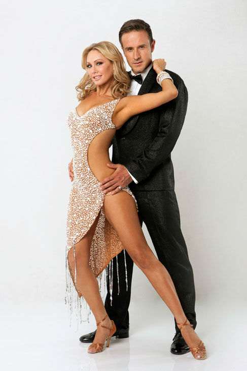 Actor David Arquette joins dance professional Kym Johnson on season 13 of &#39;Dancing With The Stars,&#39; which premieres on September 18 at 8 p.m. <span class=meta>(ABC Photo&#47; Craig Sjodin)</span>