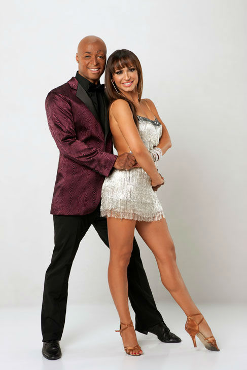 'All My Children' actor and Iraq War veteran J.R. Martinez joins dance professional Karina Smirnoff on seaso