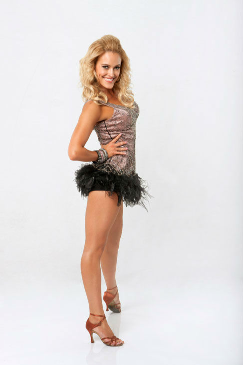 Dance professional Peta Murgatroyd is partnered...