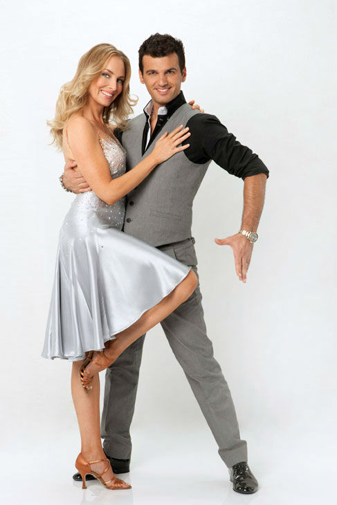 Singer Chynna Phillips joins dance professional Tony Dovolani on season 13 of 'Dancing With The Stars,' which premieres on September 18 at 8 p.m.