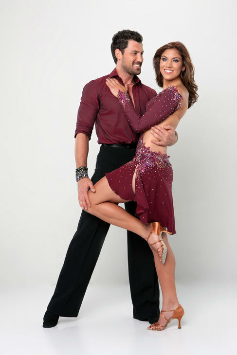 "<div class=""meta image-caption""><div class=""origin-logo origin-image ""><span></span></div><span class=""caption-text"">U.S. soccer star Hope Solo joins dance professional Maksim Chmerkovskiy on season 13 of 'Dancing With The Stars,' which premieres on September 18 at 8 p.m. (ABC Photo/ Craig Sjodin)</span></div>"