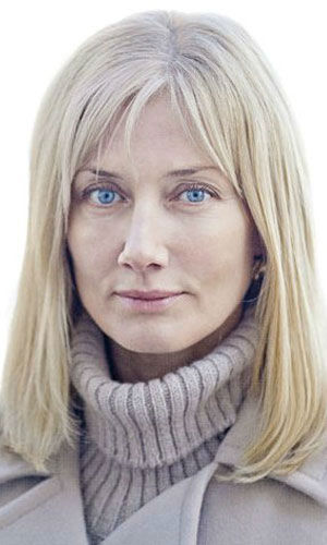 Joely Richardson as Anita Vanger Anita Vagner is the younger sister of Cecilia and was close to Harriet. She left the island her family lives on when she was 18 and no one is sure where she lives now.  &#40;Pictured: Richardson in a promotional still for &#39;The Girl With The Dragon Tattoo.&#39;&#41; <span class=meta>(Columbia Pictures &#47; MGM)</span>