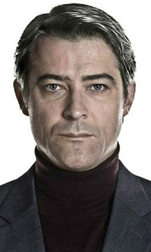 Goran Visnjic as Dragan Armansky Visnjic plays Dragan Armansky, the chief executive officer of Milton Security and Lisbeth Salander&#39;s boss.  &#40;Pictured: Visnjic in a promotional still for &#39;The Girl With The Dragon Tattoo.&#39;&#41; <span class=meta>(Columbia Pictures &#47; MGM)</span>