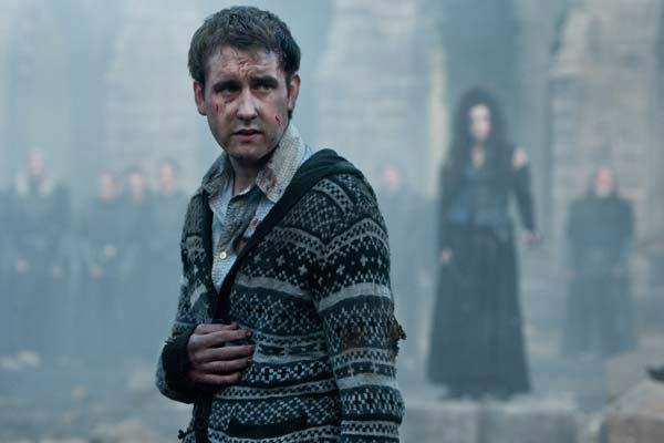 Neville Longbottom &#40;Matthew Lewis&#41; appears in a scene from the 2011 film &#39;Harry Potter and the Deathly Hallows - Part 2.&#39; <span class=meta>(Warner Bros. Pictures)</span>