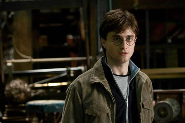 Harry Potter (Daniel Radcliffe) appears in a scene from the 2011 film 'Harry Potter and the Deathly Hallows - Part 2.'