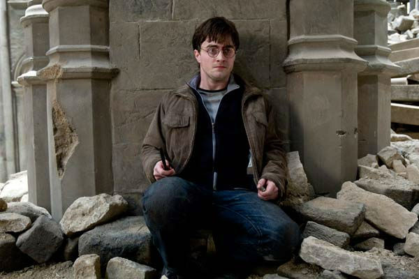Harry Potter &#40;Daniel Radcliffe&#41; appears in a scene from the 2011 film &#39;Harry Potter and the Deathly Hallows - Part 2.&#39; <span class=meta>(Warner Bros. Pictures)</span>