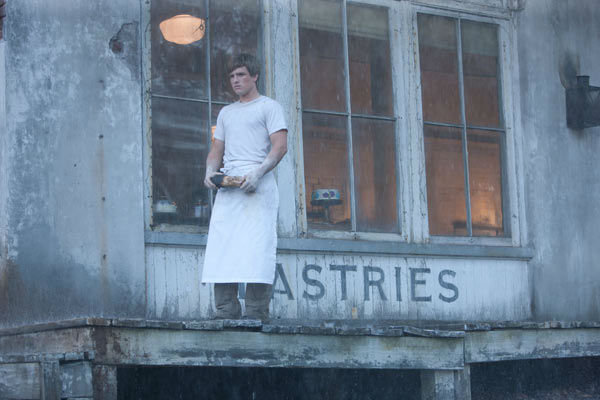 Josh Hutcherson appears in a scene from &#39;The Hunger Games.&#39; <span class=meta>(Photo&#47;Lionsgate)</span>