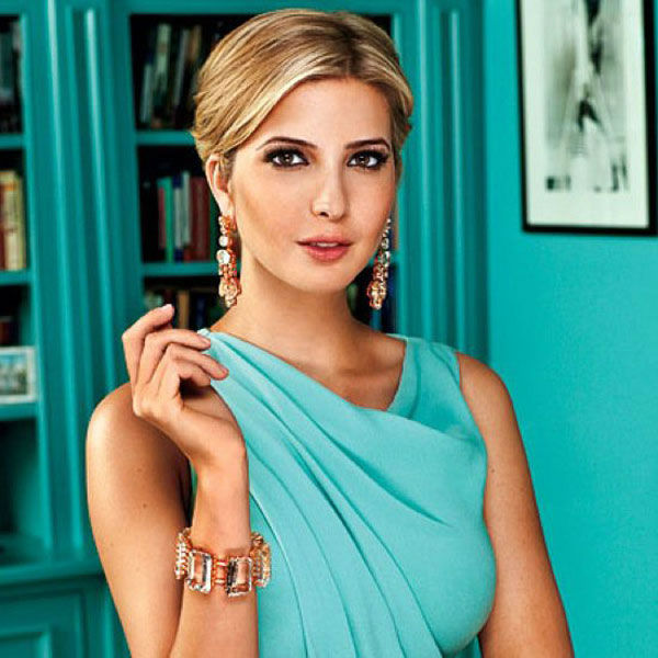 Ivanka Trump appears in a photo from her...