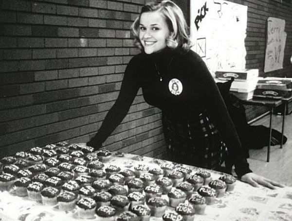 Reese Witherspoon appears in a still from her 1999 film, 'Election.'
