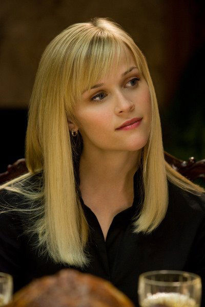 Reese Witherspoon was awarded the 2,425th star on the Hollywood Walk of Fame on December 1, 2010. &#40;Pictured: Reese Witherspoon appears in a still from her 2008 film, &#39;Four Christmases.&#39;&#41; <span class=meta>(New Line Cinema)</span>