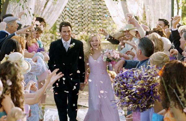 Witherspoon married talent agent Jim Toth on March 26, 2011 after announcing their engagement in December. &#40;Pictured: Luke Wilson and Reese Witherspoon appear in a still from their 2003 film, &#39;Legally Blonde 2: Red, White and Blonde.&#39;&#41; <span class=meta>(MGM)</span>