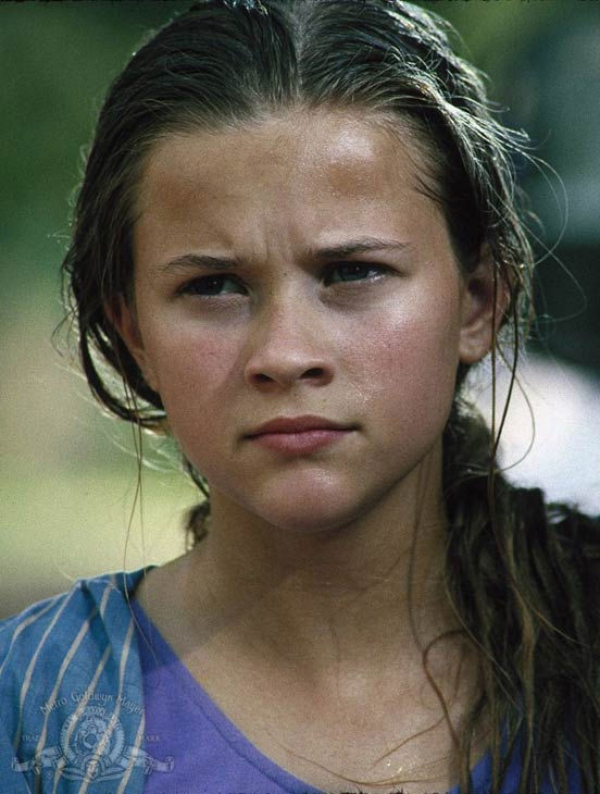 Reese Witherspoon appears in a still from her 1991 film, 'The Man in the Moon.'
