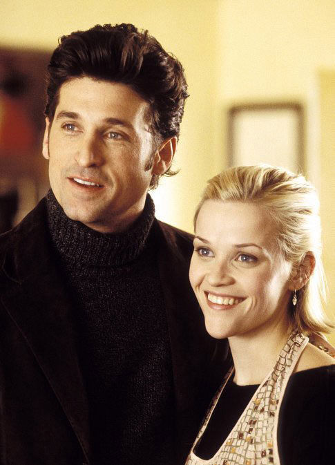 Reese Witherspoon appeared in four movies bearing the names of songs: &#39;Jack the Bear,&#39; &#39;Sweet Home Alabama,&#39; &#39;Just Like Heaven&#39; and &#39;Walk the Line.&#39; &#40;Pictured: Reese Witherspoon and Patrick Dempsey appear in a still from &#39;Sweet Home Alabama.&#39;&#41; <span class=meta>(Touchstone Pictures)</span>