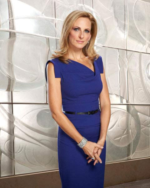 Marlee Matlin in a promotional image for 'The Celebrity Apprentice' in 2011.