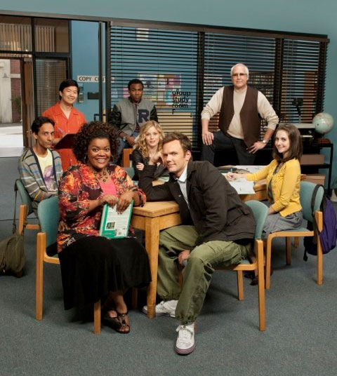 "<div class=""meta ""><span class=""caption-text "">'Community' will debut its third season on NBC on Sept. 22, 2011 and will air on Thursdays from 8 to 8:30 p.m. (NBCUniversal, Inc. / Mitchell Haaseth)</span></div>"