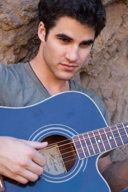 Darren Criss appears in a promotional still for...