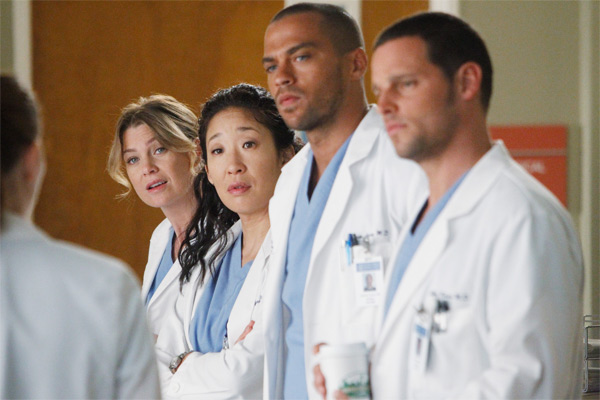 "<div class=""meta ""><span class=""caption-text "">'Grey's Anatomy,' an ABC medical drama series, returns for the 8th season with a special two-hour premiere on Sept. 22, 2011. The show will air on Thursdays from 9 to 10 p.m. (ABC / Jordin Althaus)</span></div>"
