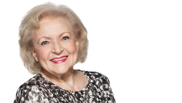 Betty White Voted America's Most Popular, Trusted Celebrity