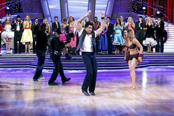 "<div class=""meta image-caption""><div class=""origin-logo origin-image ""><span></span></div><span class=""caption-text"">'Psycho' Mike Catherwood and Lacey Schwimmer react to being eliminated. The couple received 17 out of 30 from the judges for their Jive on week 2 of 'Dancing With The Stars' on Monday, March 28, 2011. Combined with the first week scores of 13 out of 30, their total is 30 out of 60. (ABC Photo/Adam Taylor)</span></div>"
