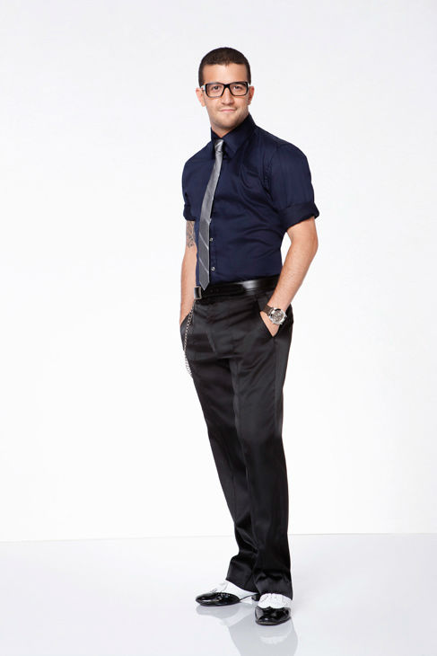 Two-time champ Mark Ballas appears in an official cast photo for &#39;Dancing With The Stars: All-Stars&#39; season 15. The new season of &#39;Dancing with the Stars,&#39; premieres on Monday, September 24 at 8 p.m. on ABC. <span class=meta>(ABC &#47; Craig Sjodin)</span>