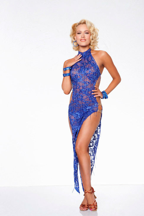 Last season&#39;s champ Peta Murgatroyd appears in an official cast photo for &#39;Dancing With The Stars: All-Stars&#39; season 15. The new season of &#39;Dancing with the Stars,&#39; premieres on Monday, September 24 at 8 p.m. on ABC. <span class=meta>(ABC &#47; Craig Sjodin)</span>